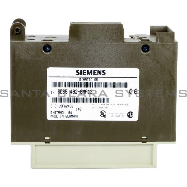 Siemens 6ES5482-8MA13 I/O Module | 6ES5482-8MA13 Product Image