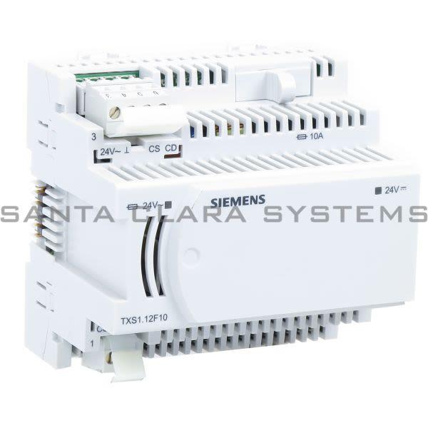 Siemens TXS1.12F10 I/O Module Product Image