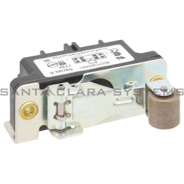Square D 9007-CB34S1 Snap Switch Product Image