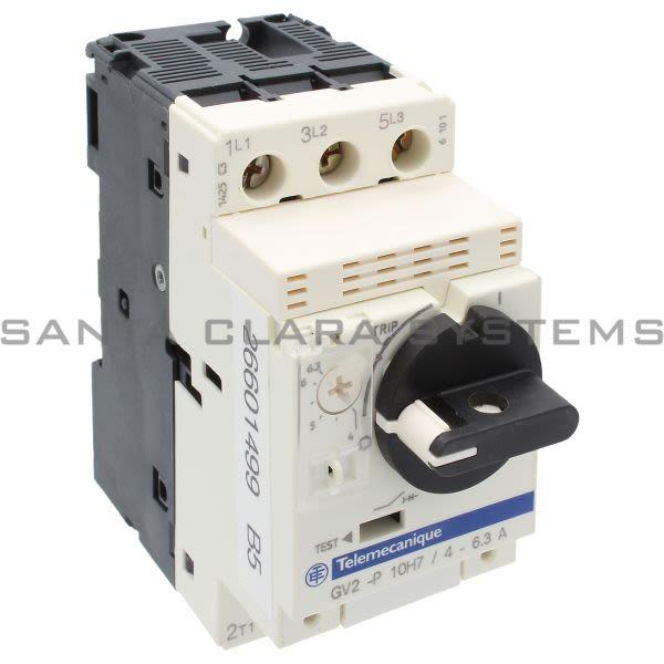 Gv2p10h7 telemecanique motor starter santa clara systems Telemecanique motor starter