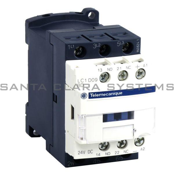 Telemecanique LC1D09BD Contactor Product Image