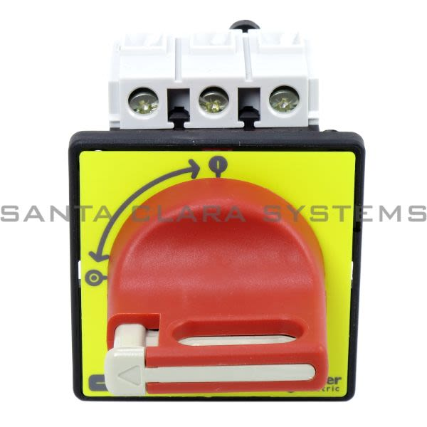 Telemecanique VCF2 TeSys Vario - emergency stop switch disconnector - 40 A - on door Product Image
