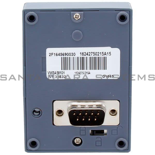 Telemecanique VW3A58101 AC Drive Keypad | Altivar Product Image