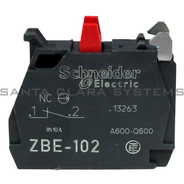 Telemecanique ZBE 102  Contact Block Product Image