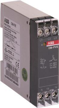 ABB CM-PVS.41 RMS Contrôle Relais 3-Phase Over//Under Voltage cmpvs