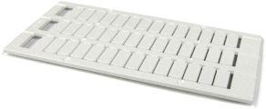 ABB 1SNK168011R0000 MC812PA Terminal Block Markers pre-printed : - (x100) Horizontal Product Image