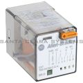 Allen Bradley 700-HA33A2-3-4L Tube Base Relay Product Image