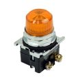 Cutler-Hammer 10250T197LAP2A Pilot Light Amber LED | Eaton Product Image